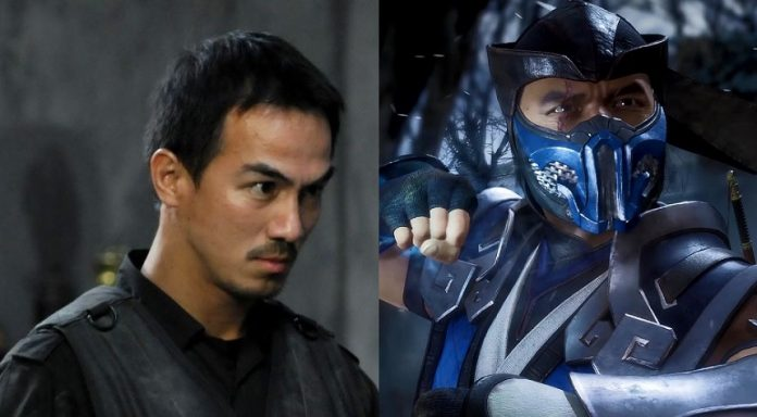 Mortal Kombat Reboot Sub Zero