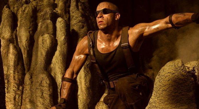 Riddick 4 Furya
