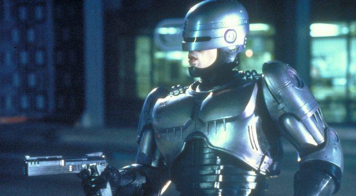 RoboCop Returns Anzug