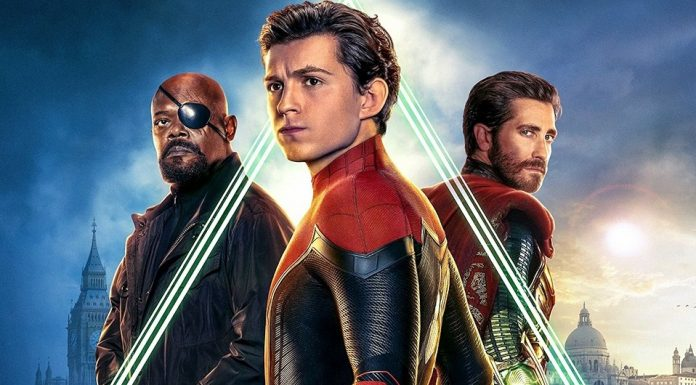 Spider Man Far From Home (2019) Filmkritik