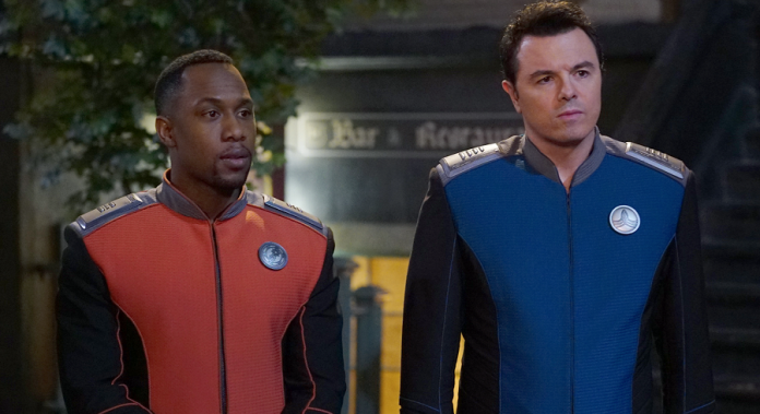 The Orville Staffel 3 Start