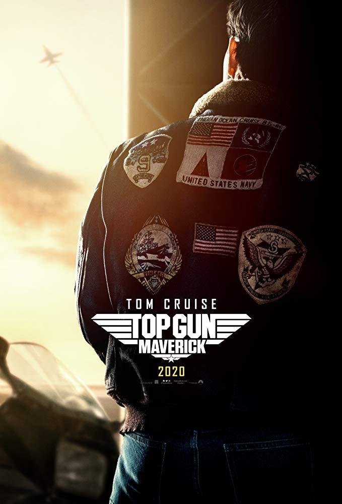Top Gun Maverick Trailer & Poster