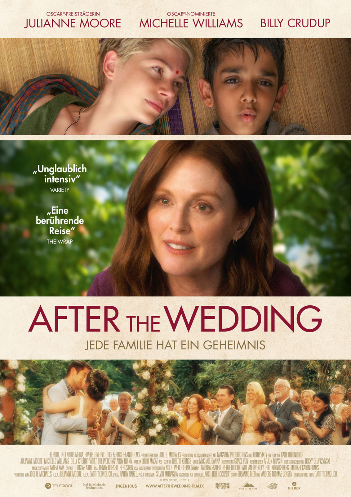 After the Wedding Trailer & Poster