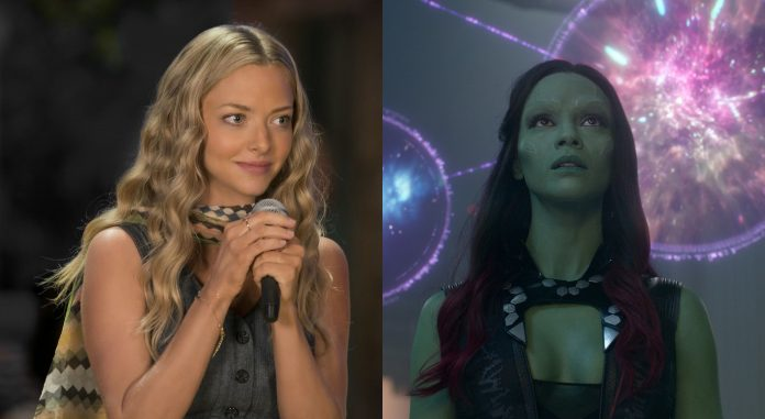 Amanda Seyfried Gamora