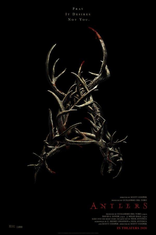 Antlers Teaser & Poster