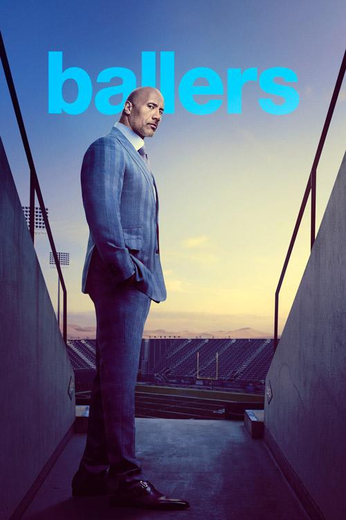 Ballers Staffel 5 Poster