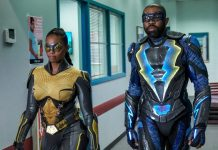 Black Lightning Arrowverse