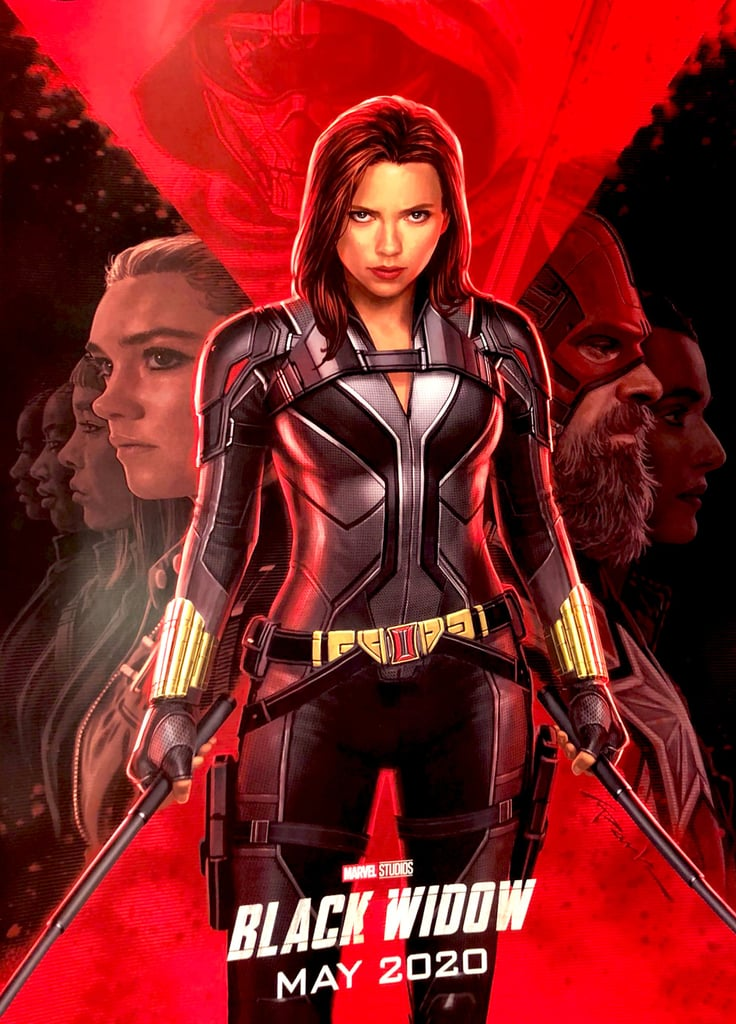 Black Widow Poster 1
