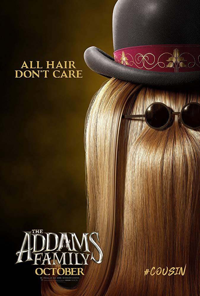 Die Addams Family Trailer & Charakterposter 3