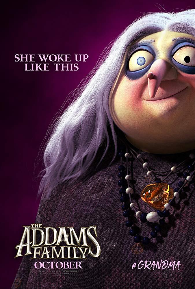 Die Addams Family Trailer & Charakterposter 4