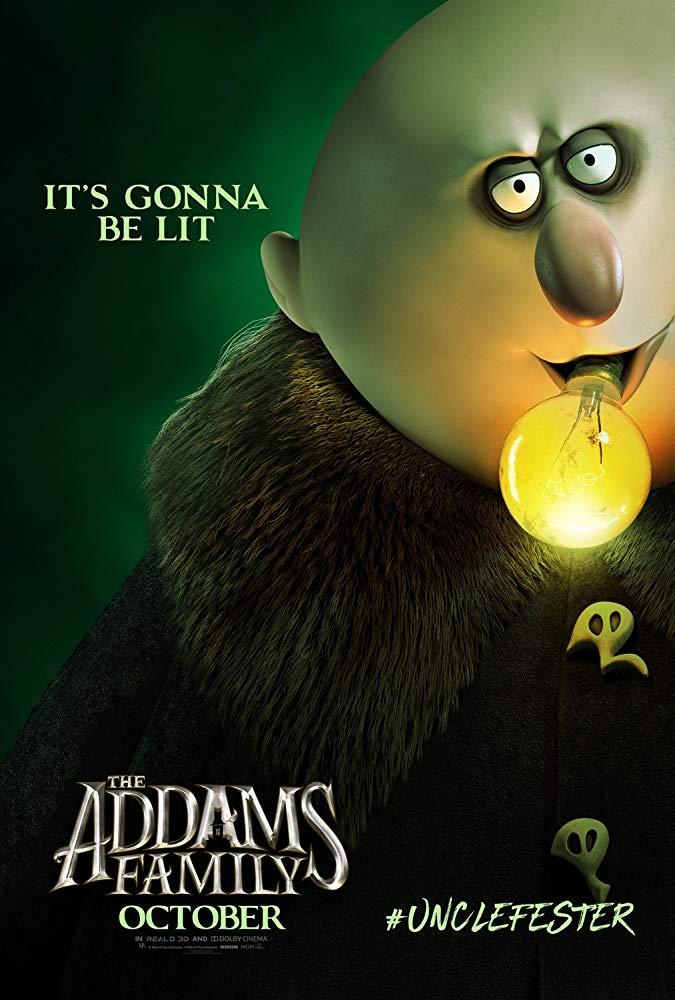 Die Addams Family Trailer & Charakterposter 6