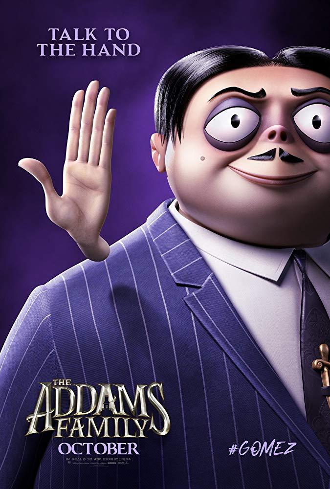 Die Addams Family Trailer & Charakterposter 8