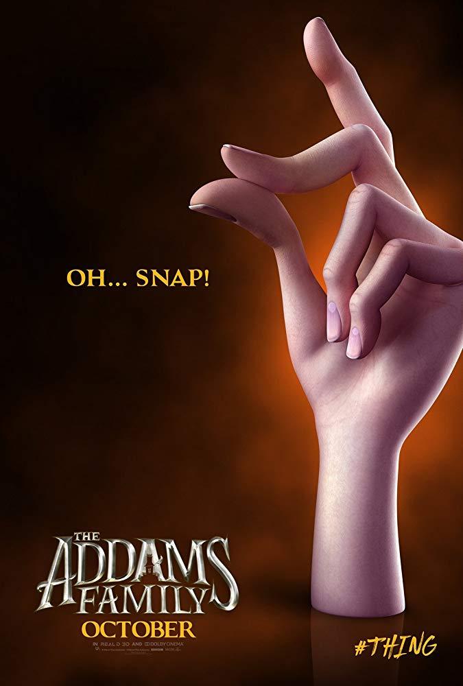 Die Addams Family Trailer & Charakterposter 9