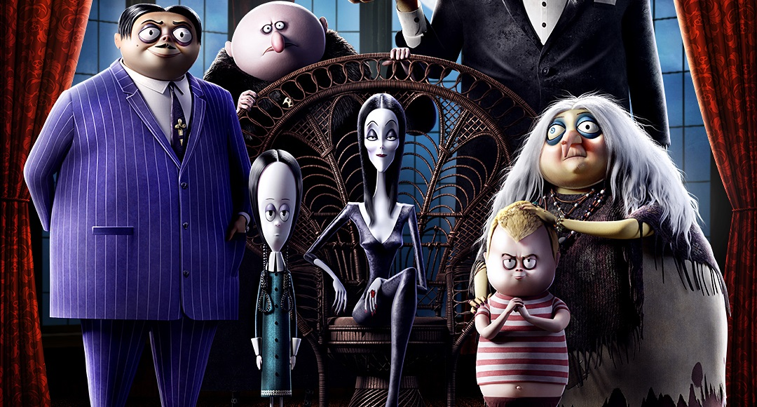 die addams family film
