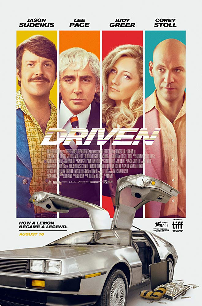 Driven Trailer & Poster