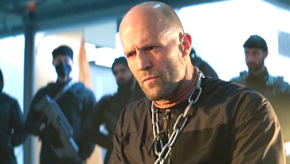 Hobbs and Shaw Jason Statham Interview 1