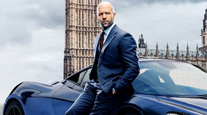 Jason Statham Interview