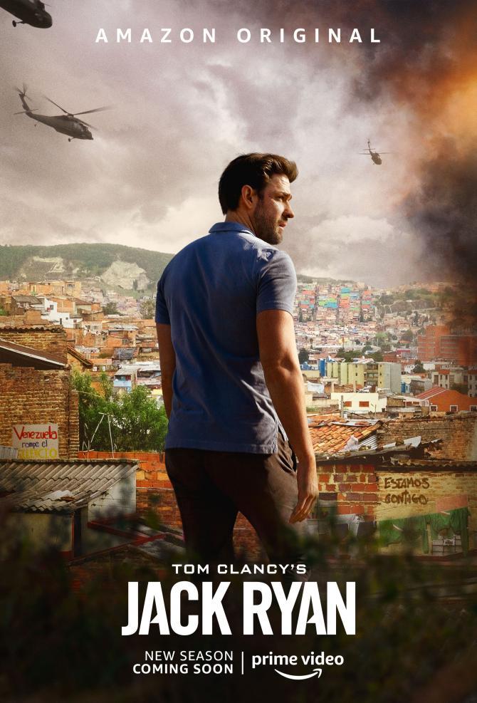 Jack Ryan Staffel 2 Poster