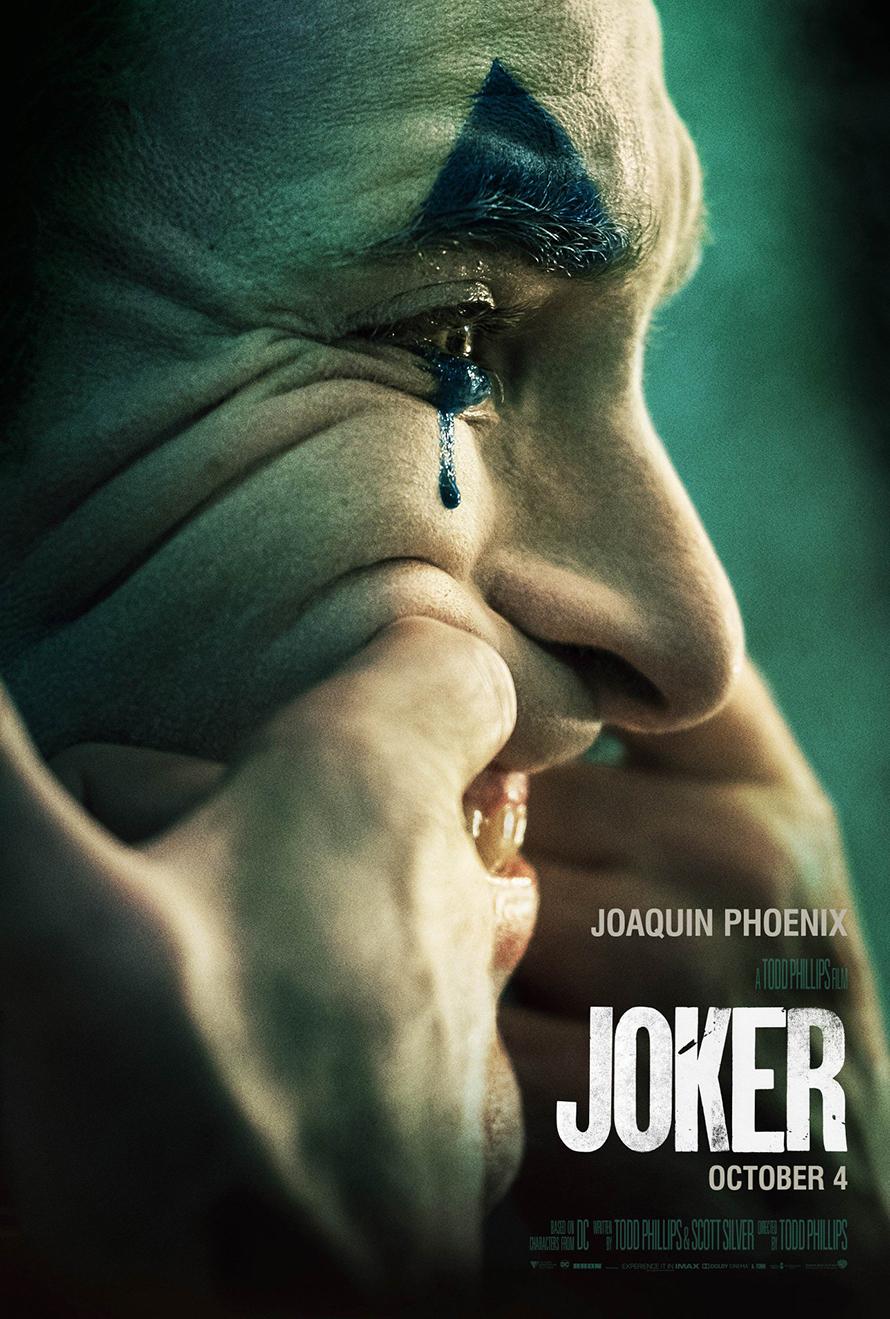 Joker Trailer & Poster 2