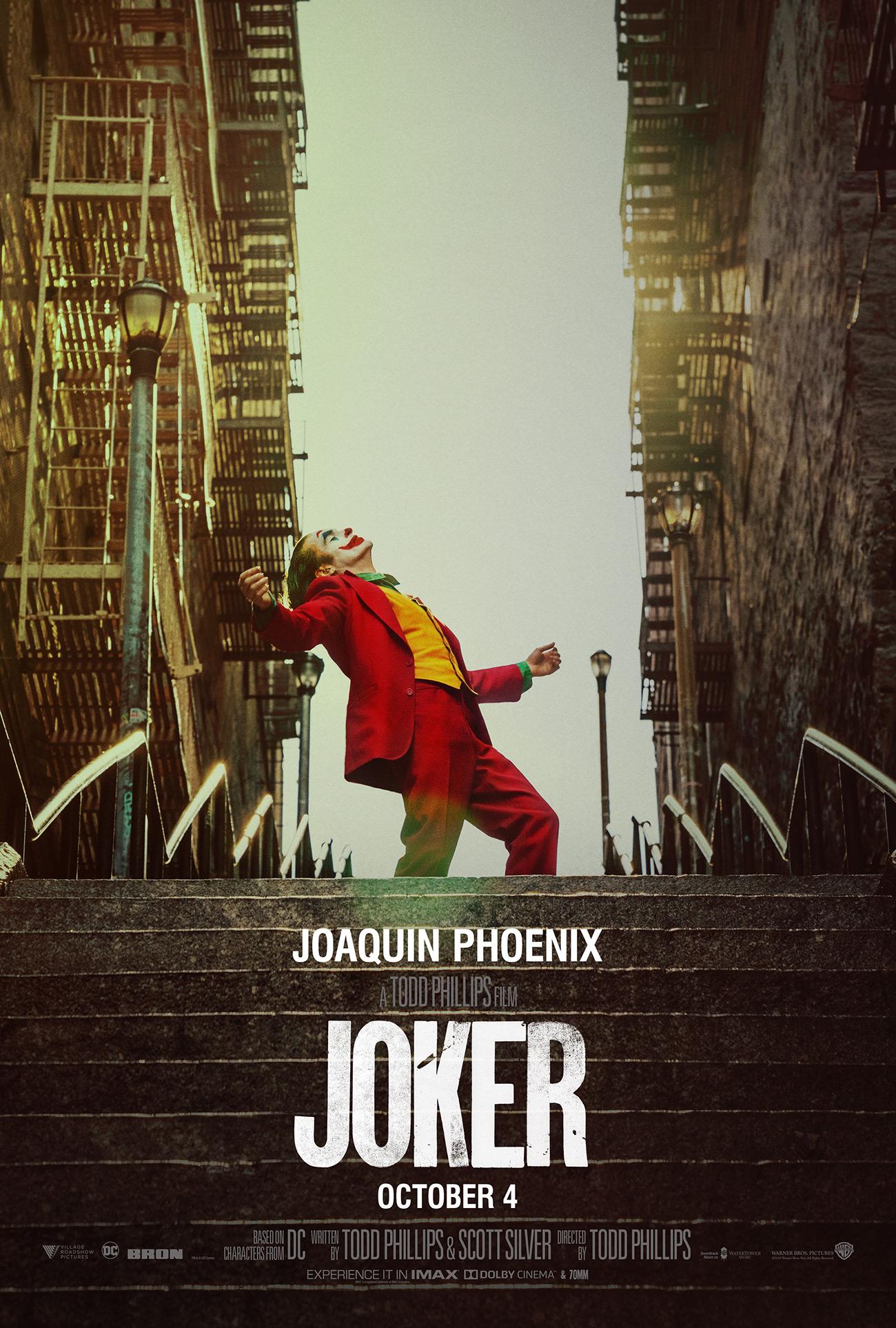 Joker Trailer & Poster 3