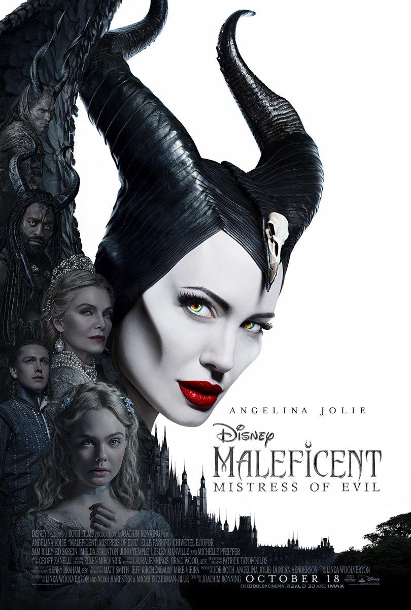 Maleficent Mächte der Finsternis Poster 2