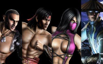 Mortal Kombat Cast