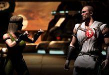 Mortal Kombat Sonya