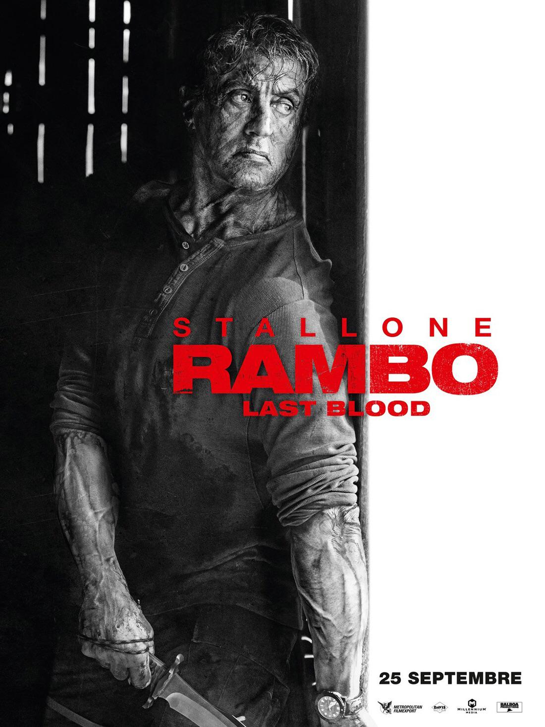 Rambo Last Blood Trailer & Poster 1