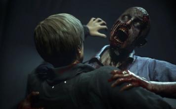 Resident Evil Reboot Horror