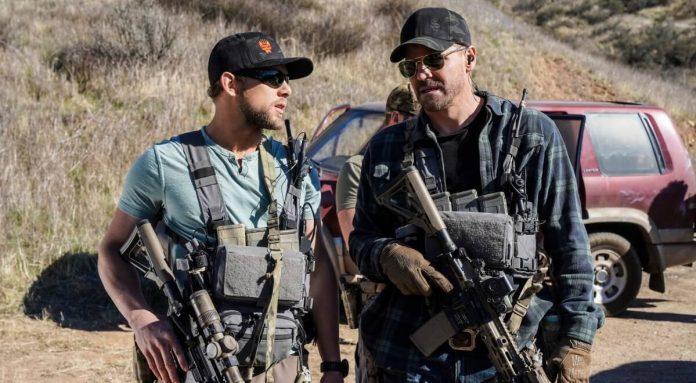 SEAL Team Staffel 3 Start