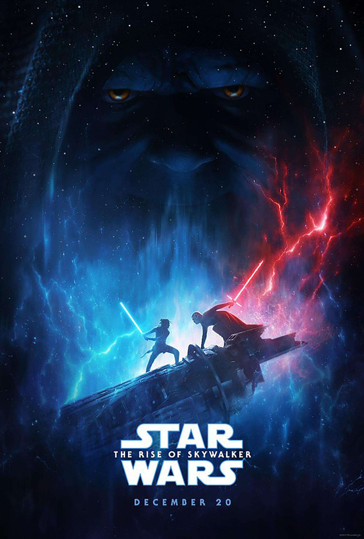 Star Wars Der Aufstieg Skywalkers Trailer & Poster