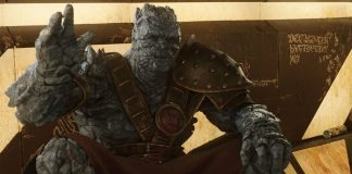 Thor Love and Thunder Korg