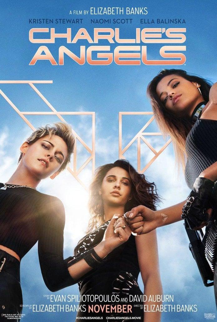 3 Engel für Charlie Kinostart Poster 2