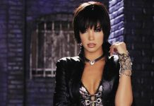 Ashley Scott Crisis on Infinite Earths