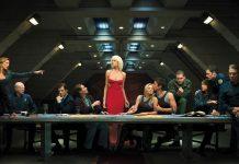 Battlestar Galactica Reboot