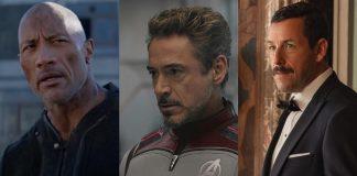 Bestbezahlte Schauspieler 2019