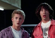 Bill and Ted Face the Music Drehende