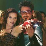 Black Widow Robert Downey Jr