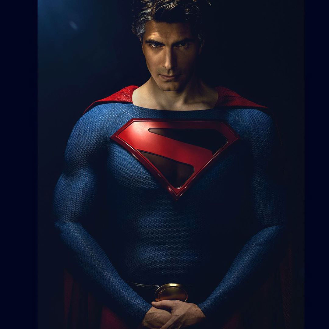 BVrandon Routh Superman Bild 3