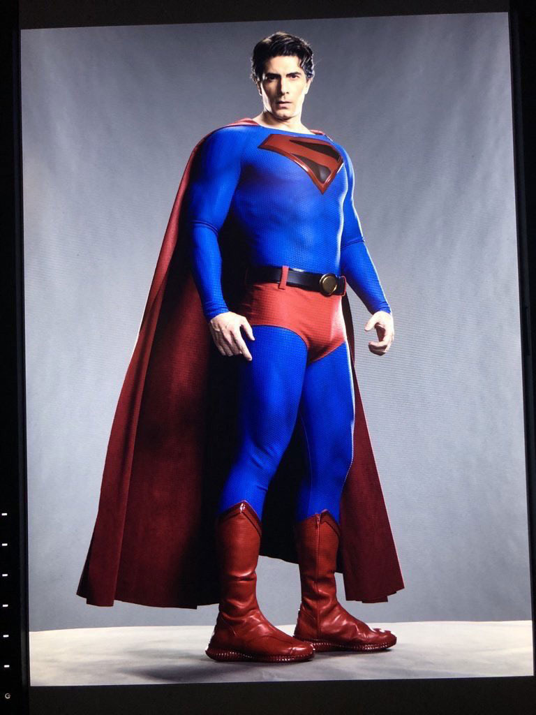 BVrandon Routh Superman Bild 2