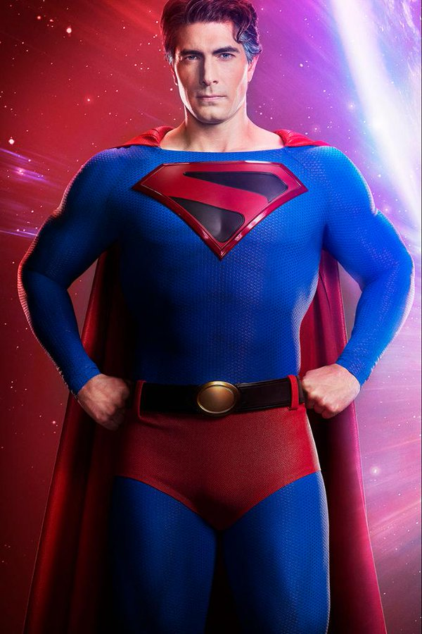 BVrandon Routh Superman Bild 1