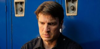 The Suicide Squad Nathan Fillion