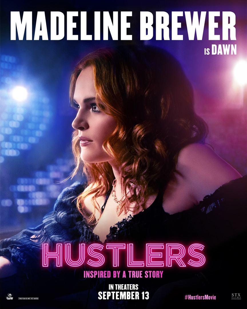 Hustlers Trailer & Charakterposter 6