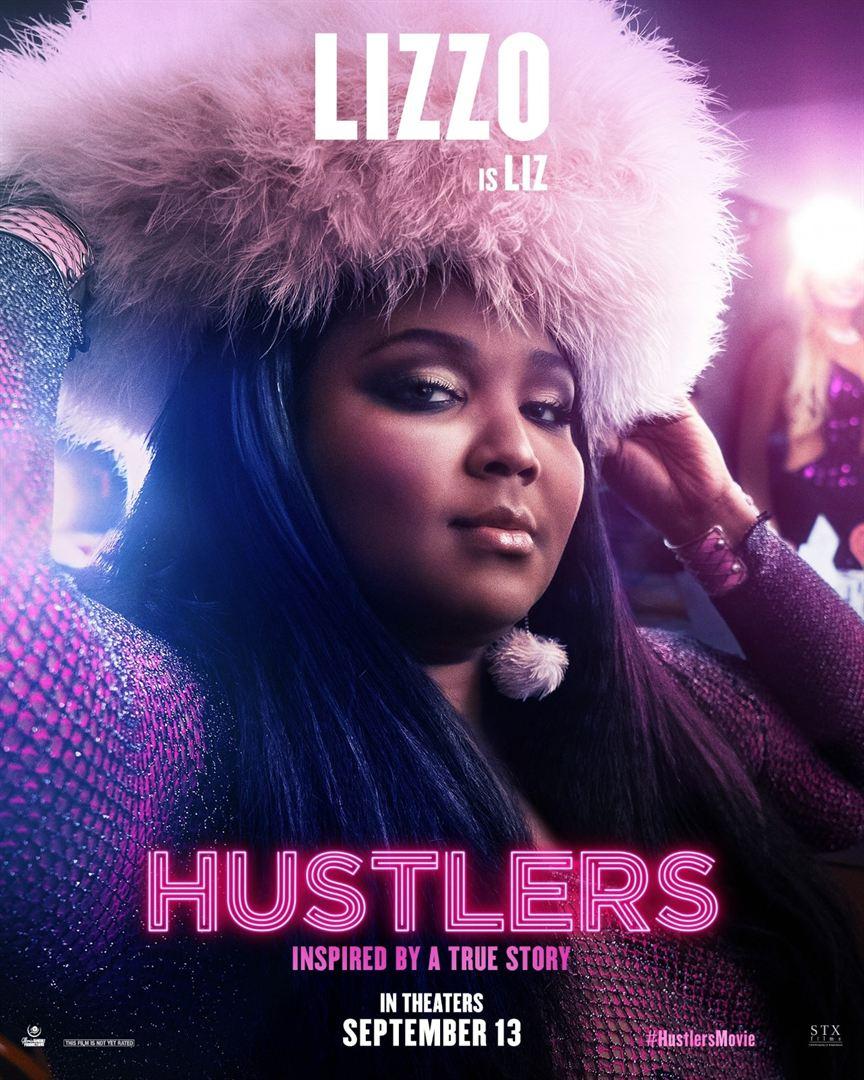 Hustlers Trailer & Charakterposter 1