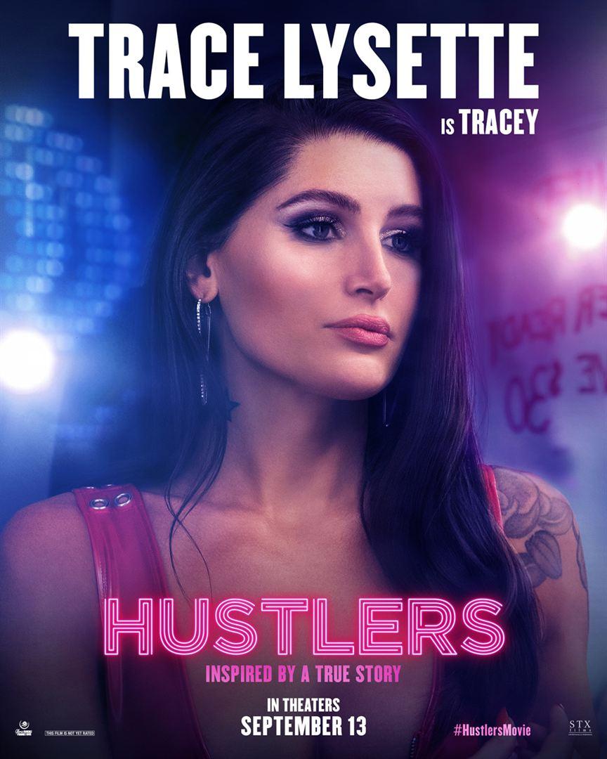 Hustlers Trailer & Charakterposter 4