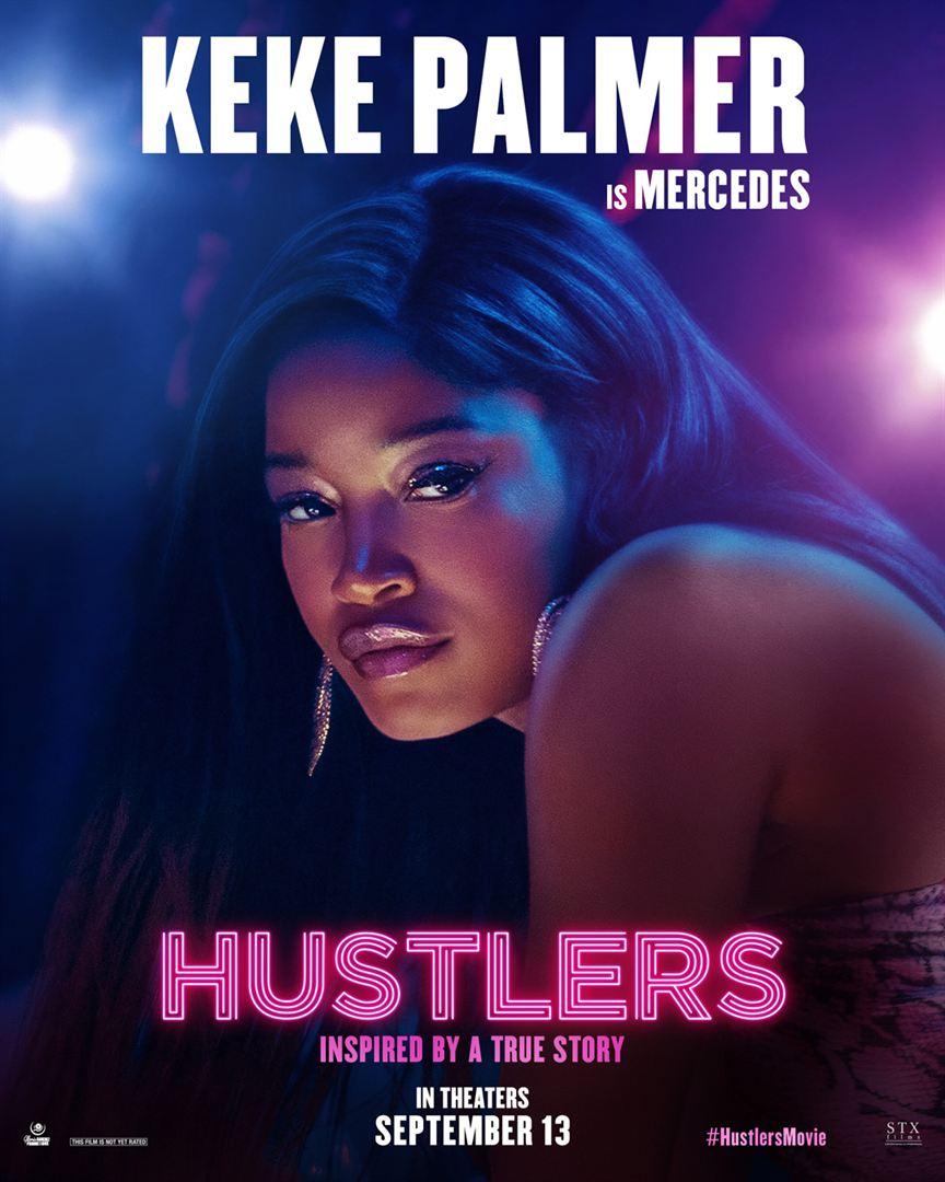 Hustlers Trailer & Charakterposter 5