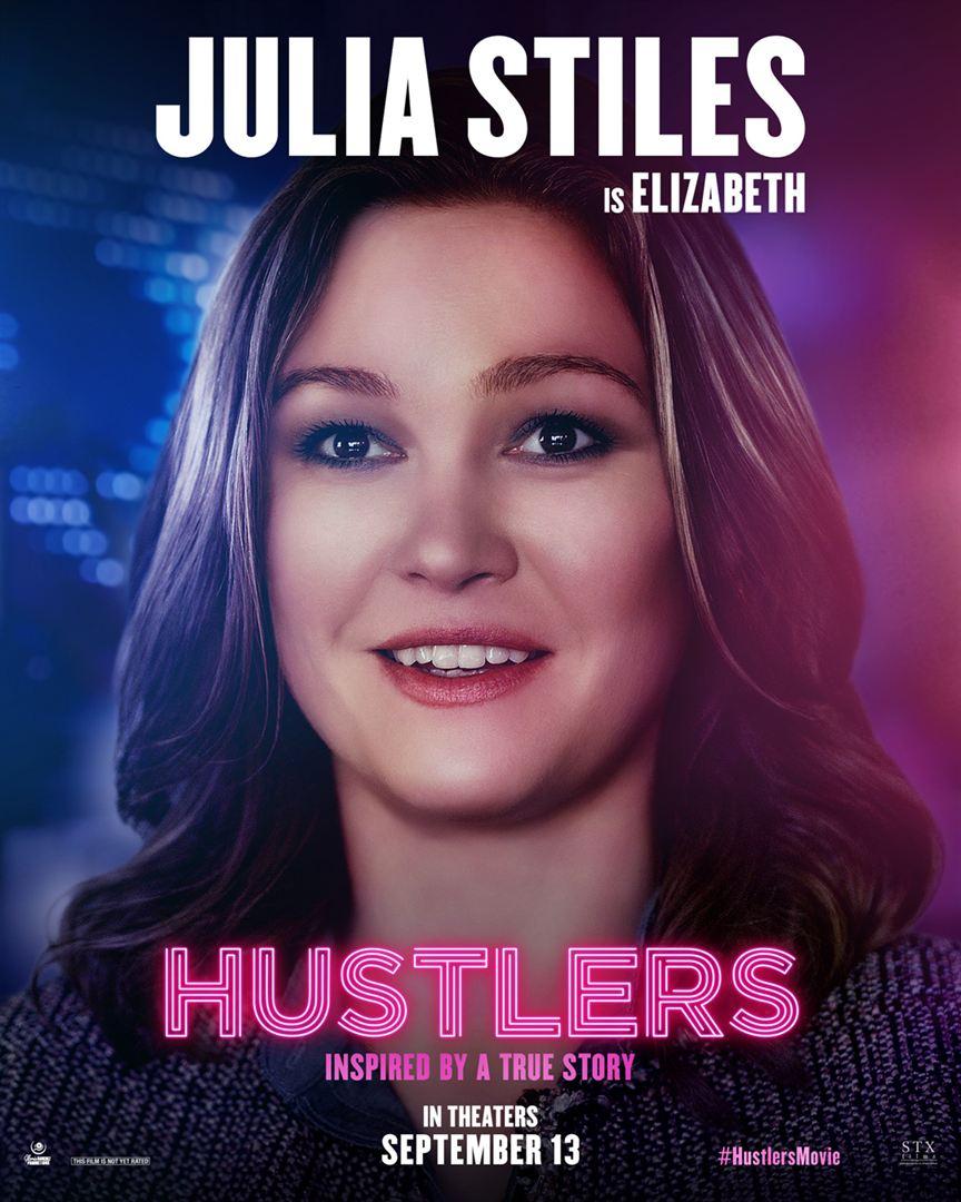 Hustlers Trailer & Charakterposter 2
