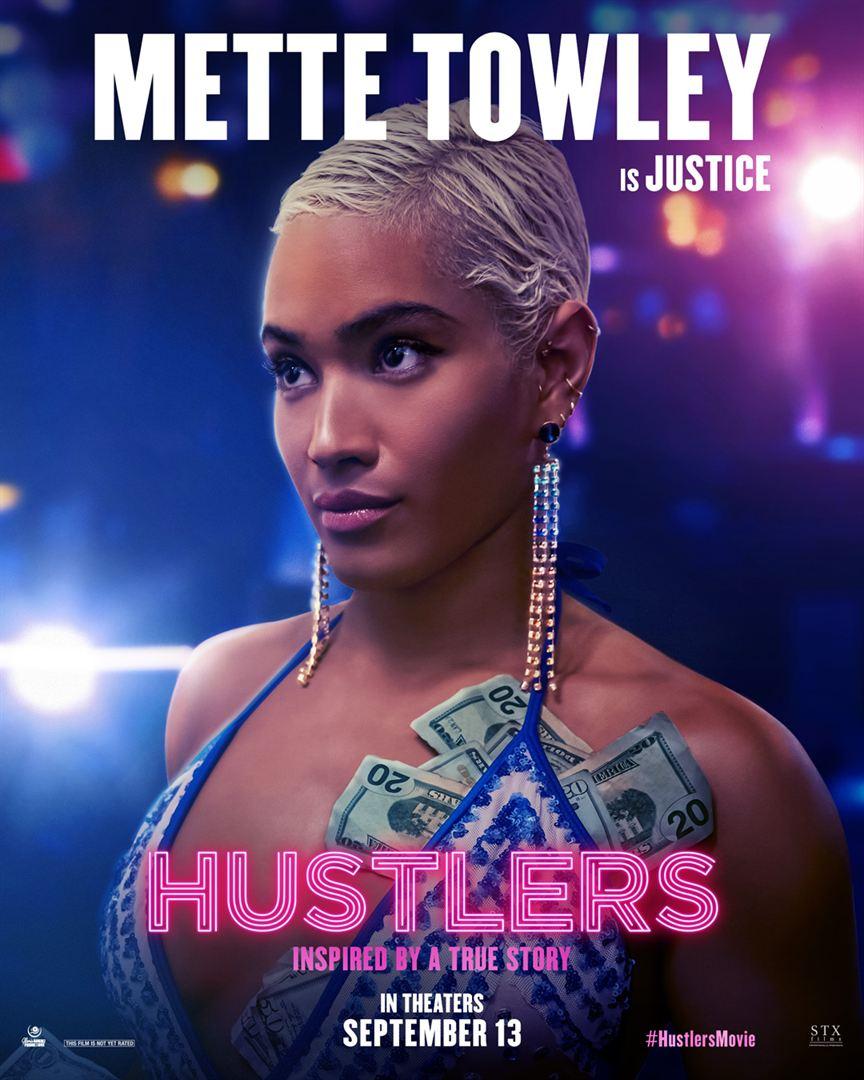 Hustlers Trailer & Charakterposter 3