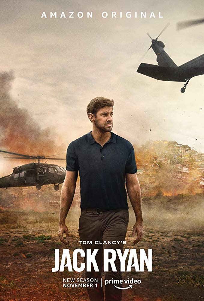 Jack Ryan Staffel 2 Start & Poster