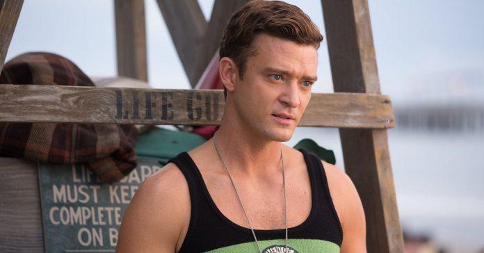 Justin Timberlake Palmer